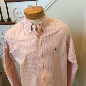 Ralph Lauren Large Long Sleeve Shirt(EUC)